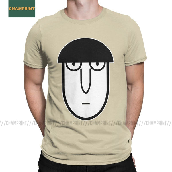 Short Sleeve Mob Psycho 100 Tee Shirt