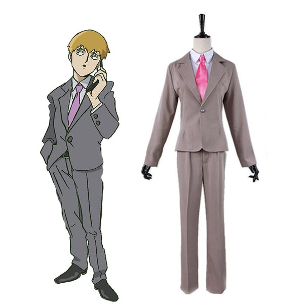 Mob Psycho 100 Cosplay Costume