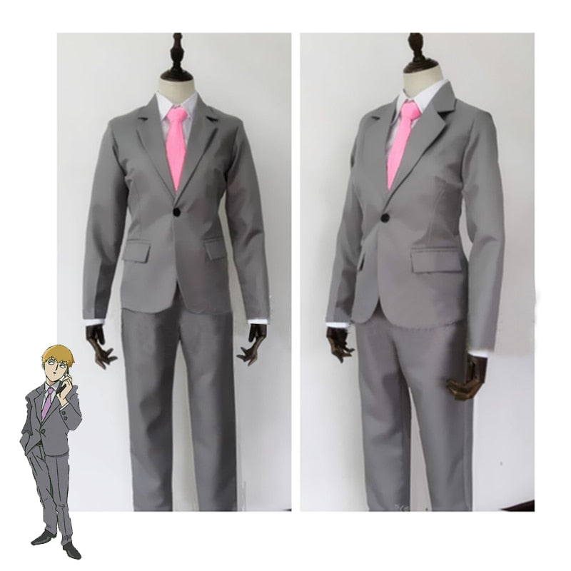 Anime Mob Psycho 100 Cosplay Costumes