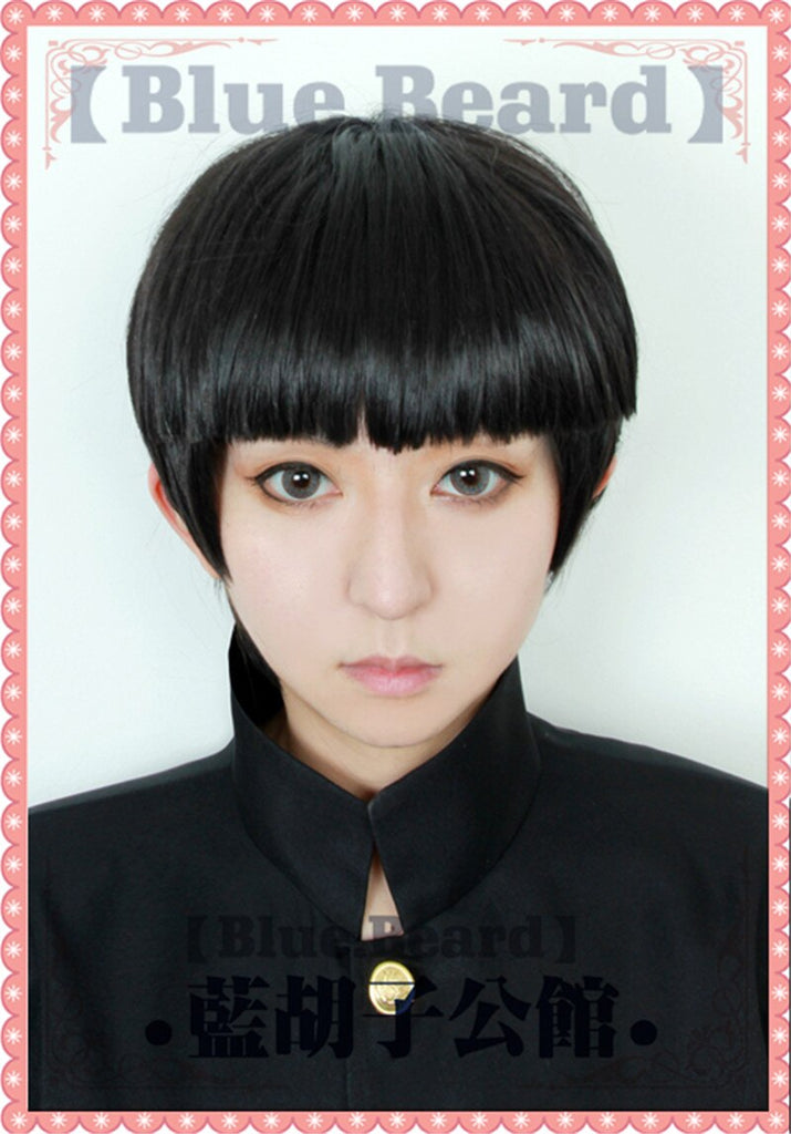 New Mob Psycho 100 Black Cosplay