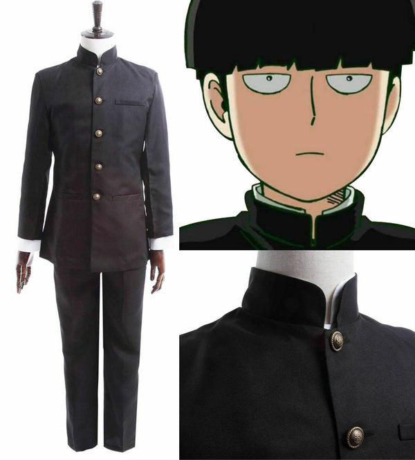 Anime Mob Psycho 100 Cosplay Costume