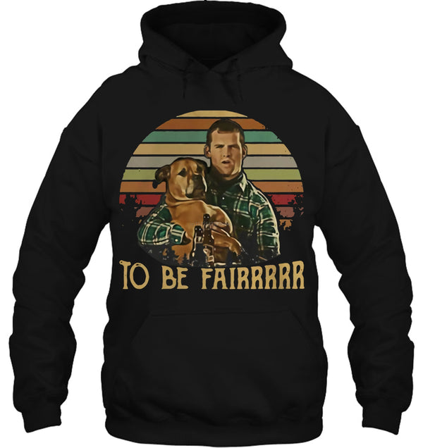 Letterkenny Men Hoodie - Wayne to be Fairrrrrr