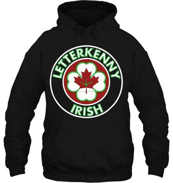 New Letterkenny Irish Men Hoodie