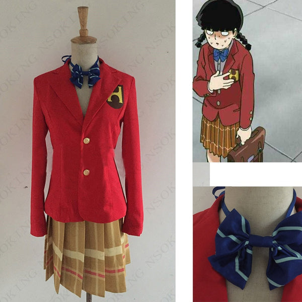 Mob Psycho 100 Uniform Cosplay