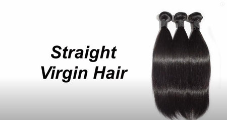Wholesale Virgin Human Hair - Straight Hair Texture