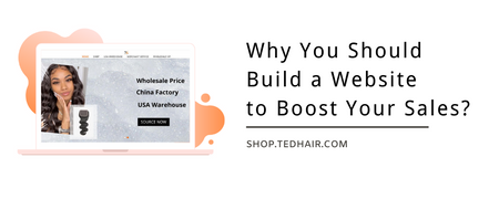 Why you should build a website to boost your sales?