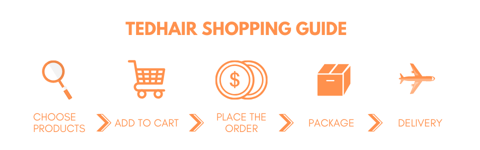 TEDHAIR SHOPPING GUIDE