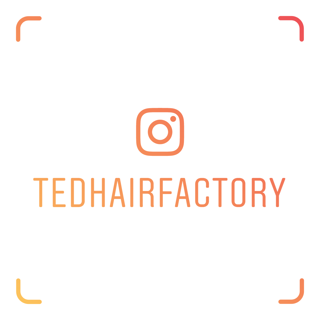tedhair instagram page