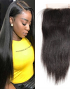 Straight Free Parted Lace Closure