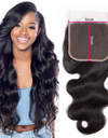 Body Wavy Free Parted Lace Closure