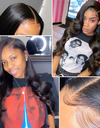 Body Wavy Free Parted Lace Closure customer review