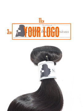 Private Label - Custom Hair Labels 1000PCS for $50