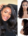 Undetectable Transparent Full Lace Wig Body Wavy
