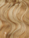 16 to 26 Inch #27/613 10pcs Body Wave Clip In Human Hair Extensions
