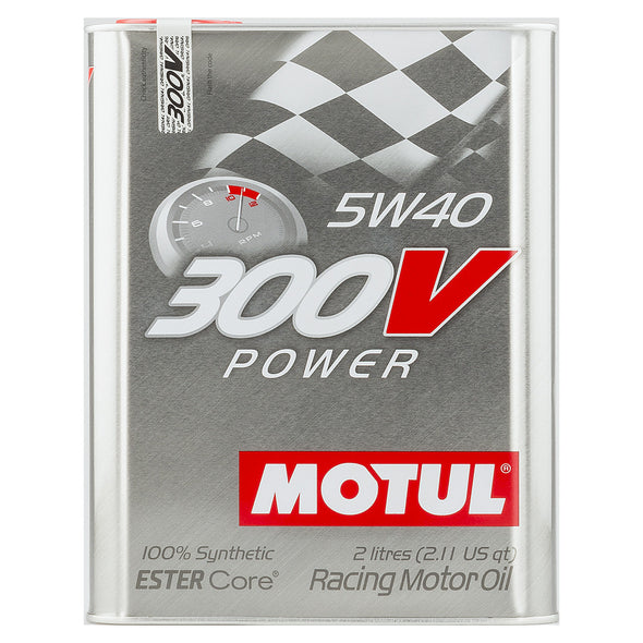 300V POWER 5W40 MOTUL 2L