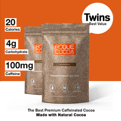 Rogue Cocoa Dutch Chocolate Twin Pack