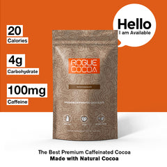 Rogue Cocoa Dutch Chocolate