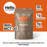 Rogue Cocoa Keto Vanilla Bean with Added MCT Oil