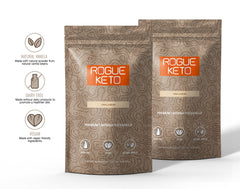 Rogue Cocoa Vanilla Bean Keto with Added MCT Oil Twin Pack