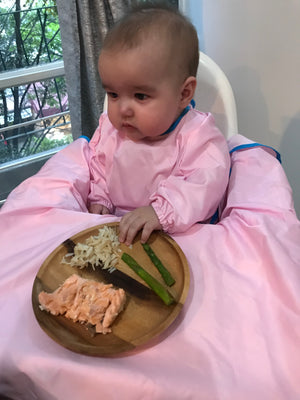 Baby Led Weaning – For the Lazy Mom in All of Us