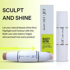 Sculpt and Shine Beauty Baton