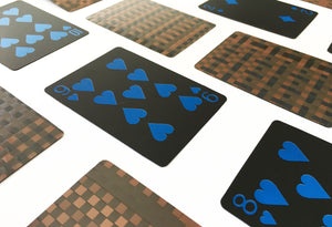 MusicCloth® Playing Card