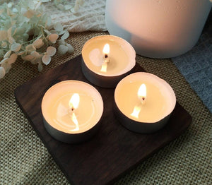 Botanicals and Bees Handmade Soywax Tealight Candle