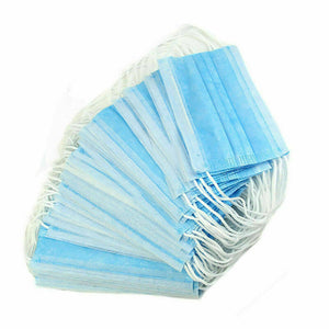 Disposable Panel Face Mask (10pk)