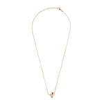 Load image into Gallery viewer, Queen Bee Necklace Rosegold - Zip & Mos