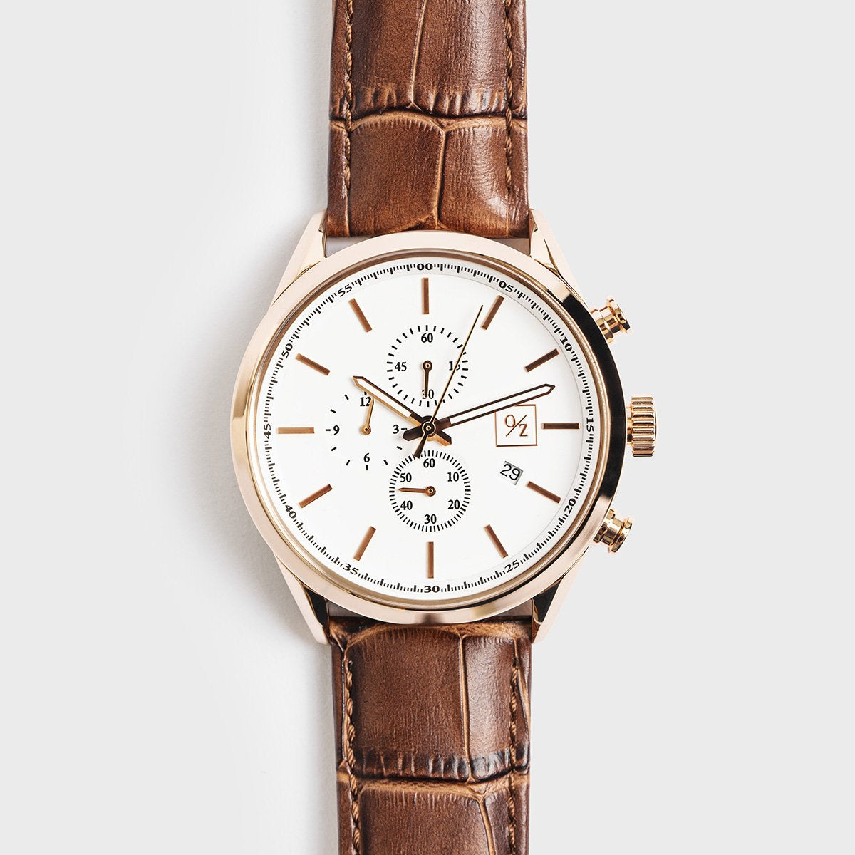Men's Luxury Chronograph Watch - Zip & Mos