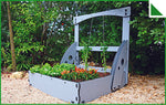 Load image into Gallery viewer, Vegetable Grow Bed W/ Trellising Kit - Zip & Mos