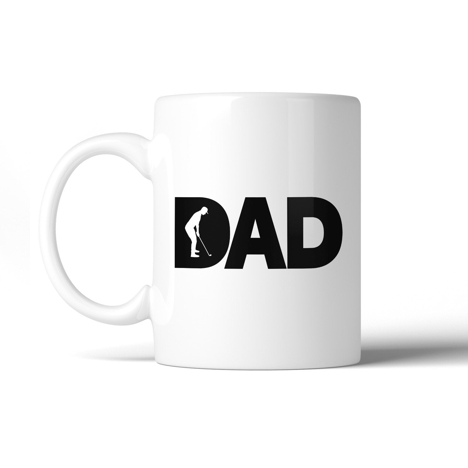 Dad Golf Funny Golf Lover Coffee Mug Perfect Gifts - Zip & Mos