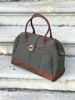 Load image into Gallery viewer, Cassia Weekender Bag - Zip & Mos