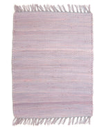 Load image into Gallery viewer, chindi placemat in lilac - Zip & Mos
