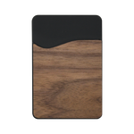 Load image into Gallery viewer, Wooden Phone Wallet - Zip & Mos