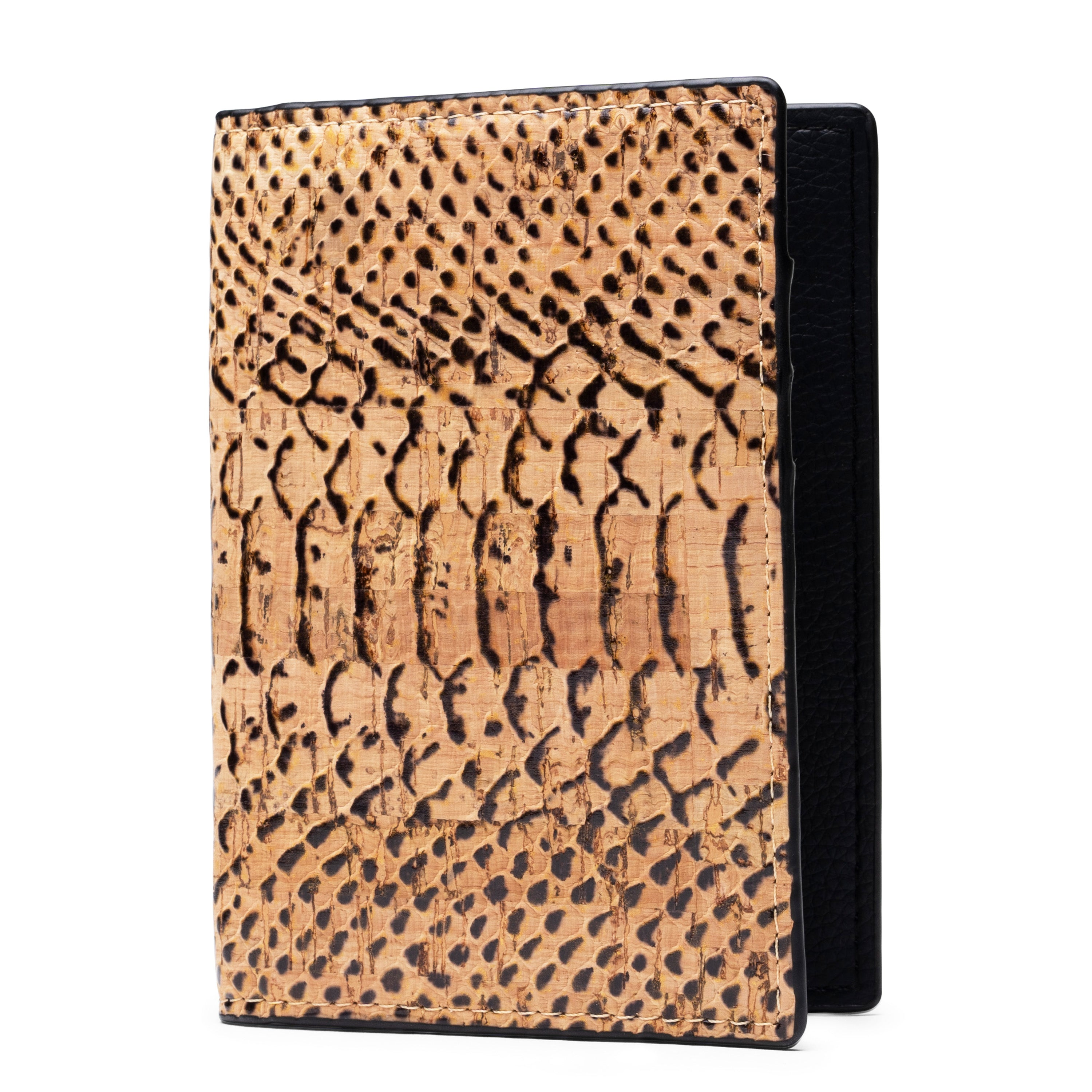 Desert Adder- Unisex Passport Wallet - Zip & Mos