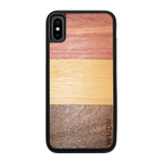 Load image into Gallery viewer, Slim Wooden Phone Case | Ombre Inlay - Zip & Mos