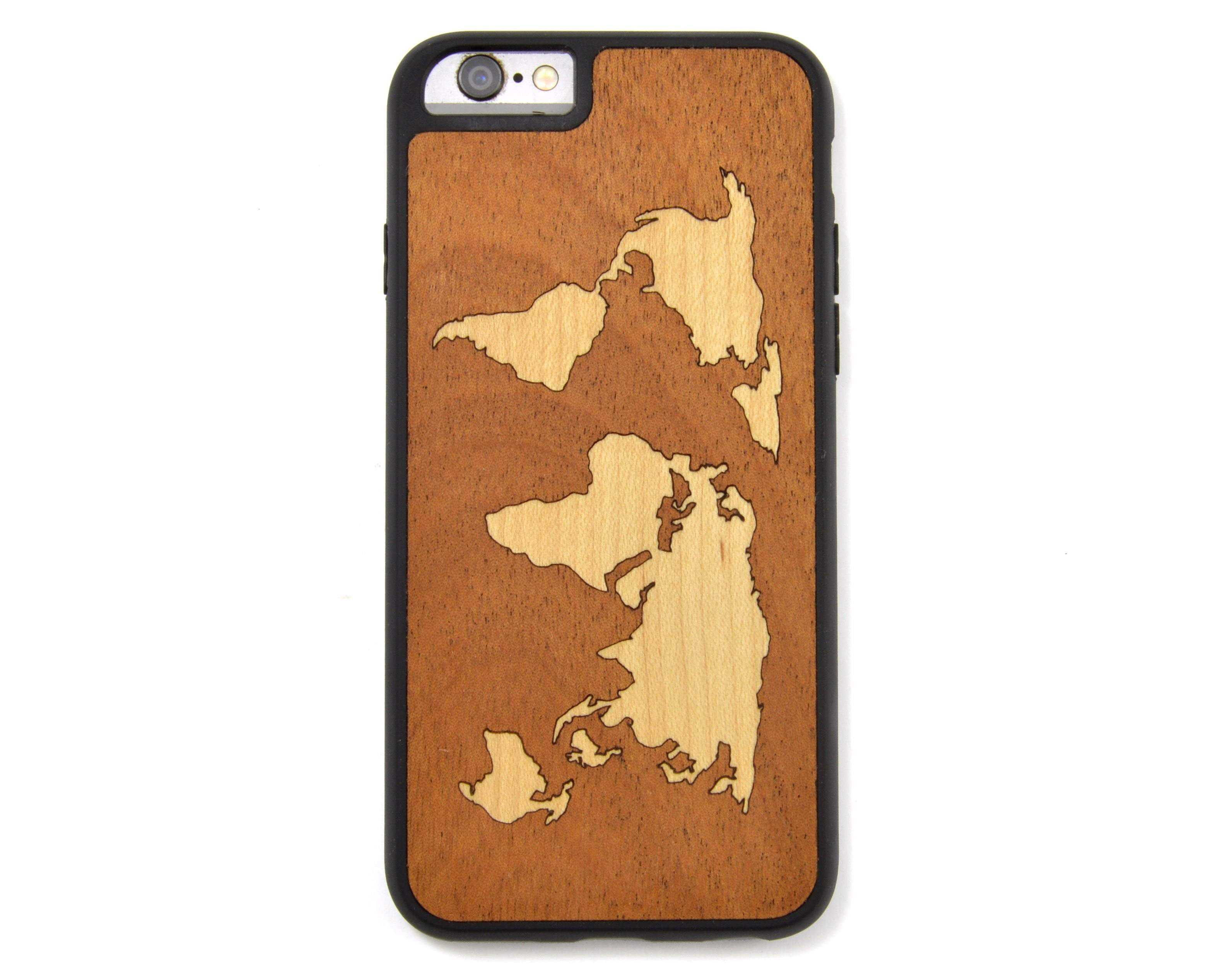 Atlas iPhone Case - Zip & Mos