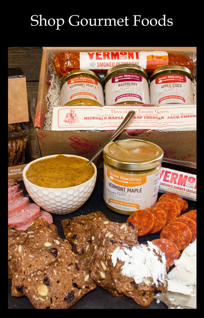 Shop Vermont Made Food