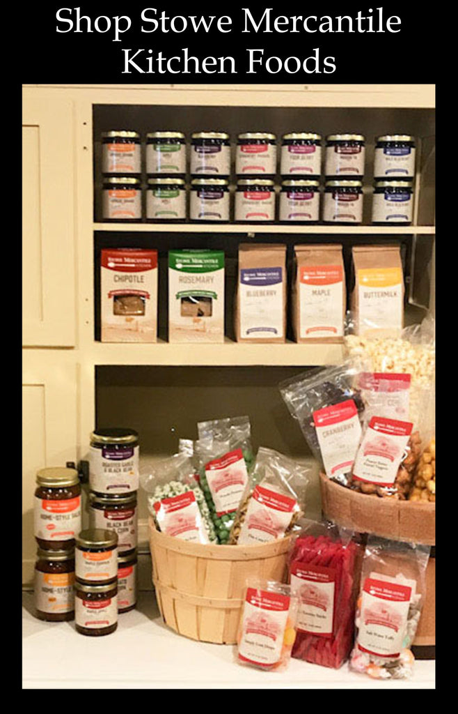 Shop Stowe Mercantile Kitchen Vermont Food