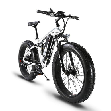 Fat bike électrique Cyrusher XF 800 48v 1000W 17AH