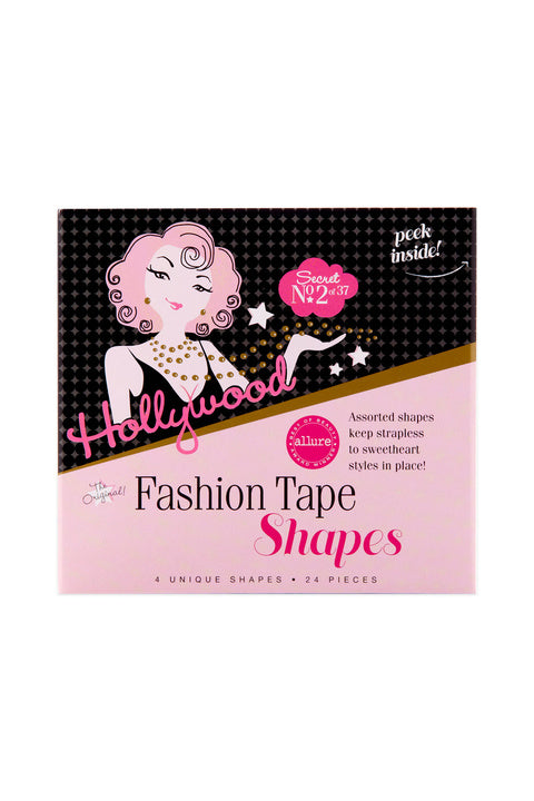 Hollywood Fashion Tape Shapes