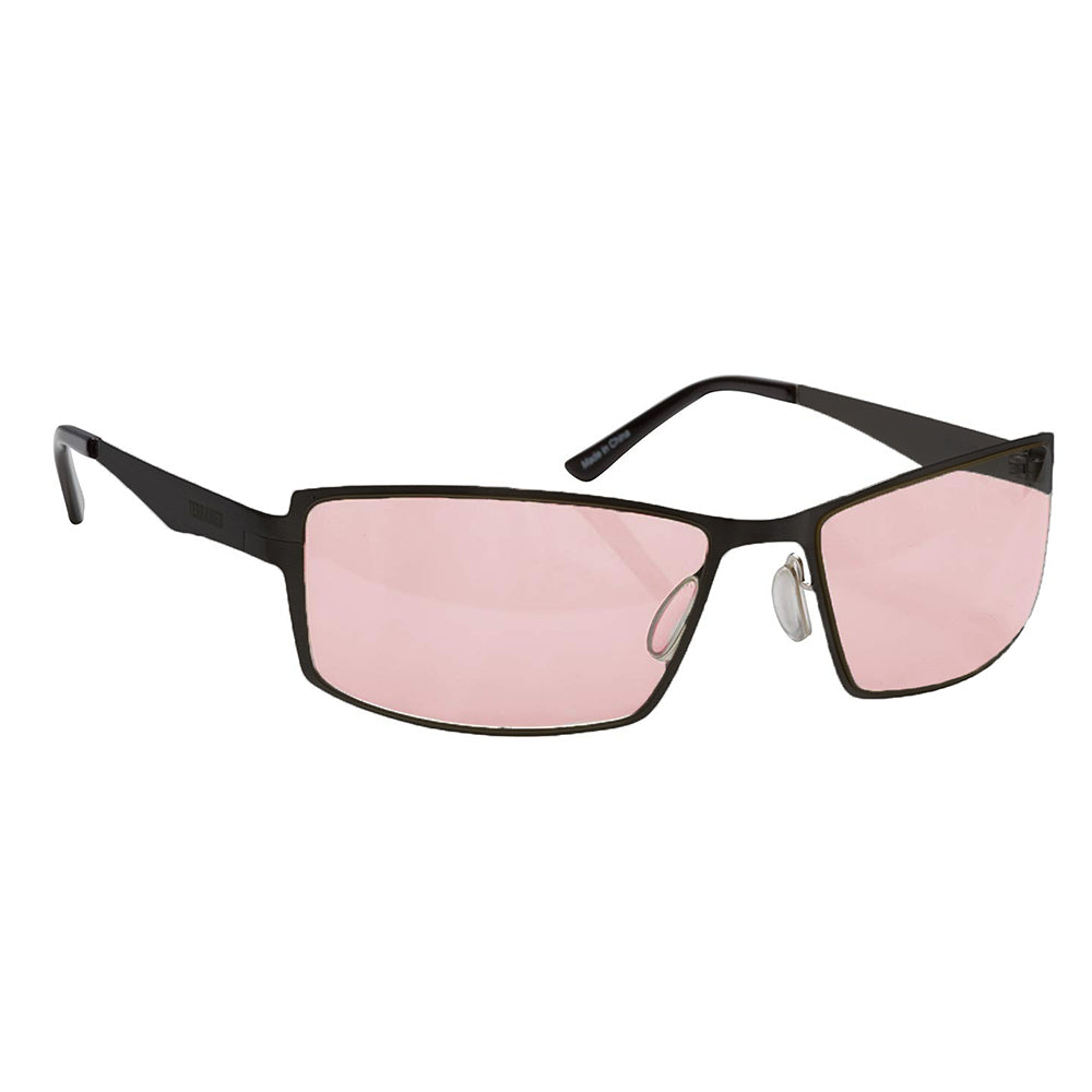 Sparrow Graphite Unisex Glasses for Migraine Relief and Light Sensitivity Relief