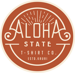 Aloha State T-shirt Company Established Kauai