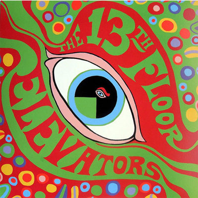 13th Floor Elevators, The - Psychedelic Sounds Of The 13th Floor Elevators (Reissue Vinyl)