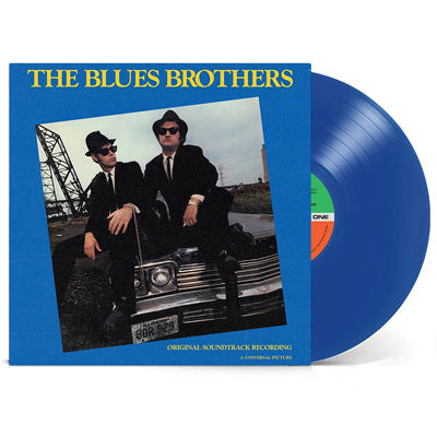 Blues Brothers Soundtrack (Limited Edition Blue Vinyl)