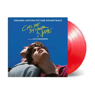 Call Me By Your Name Soundtrack (Limited Edition Red Vinyl)