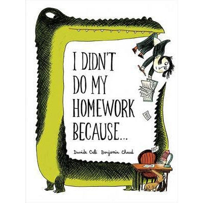 Didn't Do My Homework Because . . . | I didn't want to do it, Jenny ...