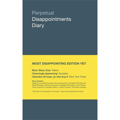 Perpetual Disappointments Diary (2020 Edition)