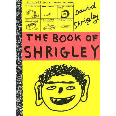 Book Of Shrigley